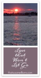 Love That Won't Let Go