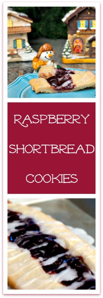 Raspberry Shortbread Cookies are one of my family's favorite Christmas cookies. It wouldn't be Christmas without them.