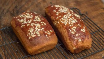 How to Make Whole Wheat Bread, Part 3: the Incidentals