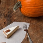 This recipe for Bourbon Pumpkin Cheesecake with Bourbon Sour Cream Glaze is one of the most amazing Thanksgiving Desserts you'll ever try!