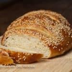 Sesame Semolina Artisan Bread