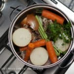 Easy Recipe for How to Make Homemade Chicken Stock or Broth