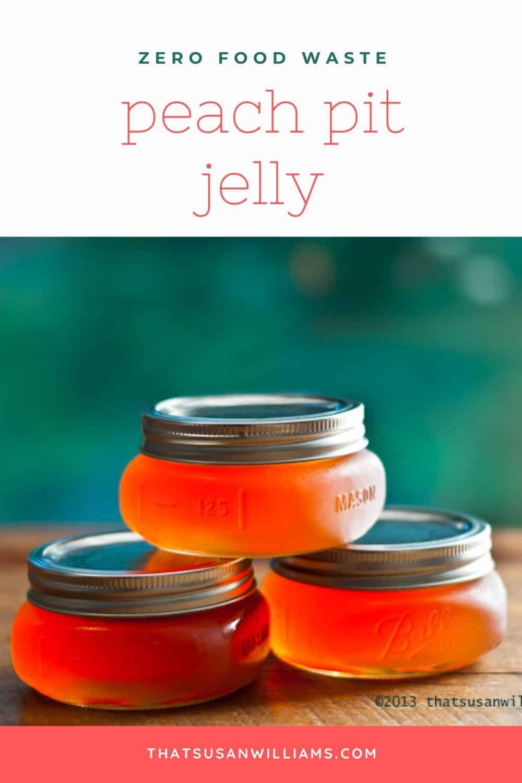 Peach Pit Jelly