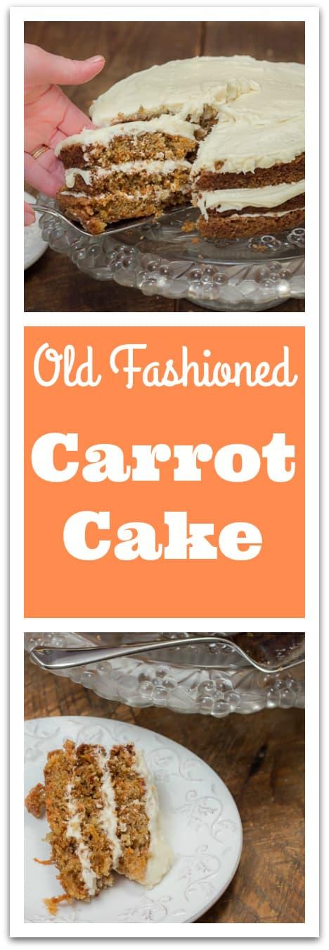 Southern Living Cookbook Carrot Cake Recipe