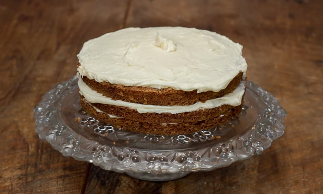 Old Fashioned Carrot Cake is a classic dessert. It's true southern comfort food at its finest.