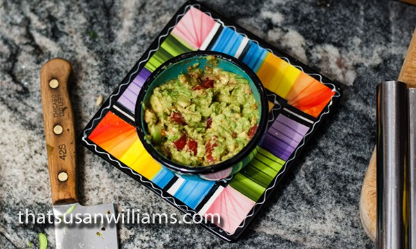 Easy to make Homemade Guacamole Recipe