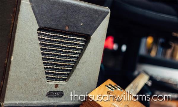 Little Baby Boomer is a '50's era Marvel Amplifier.