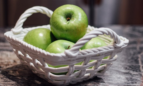 Granny Smith apples are the perfect variety for an apple pie.