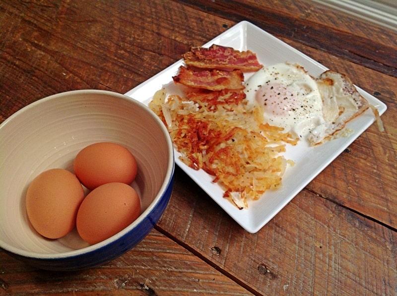 breakfast from Henry