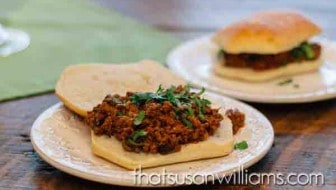 Sloppy Indian Joes
