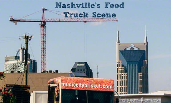 Nashville's Food Truck Scene