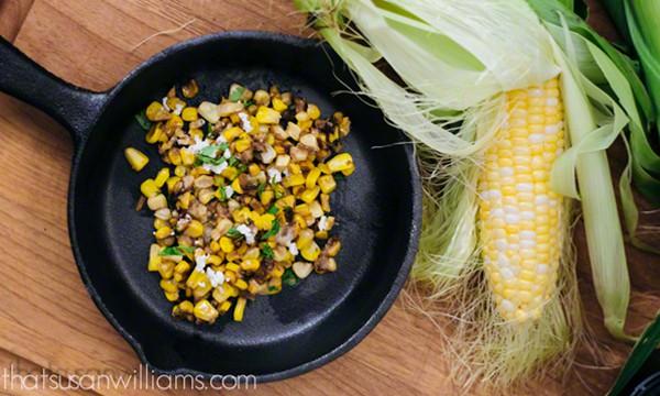 Esquites: Mexican Street Corn