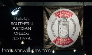 Nashville's Southern Artisan Cheese Festival