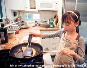 ChopChop Kids Get Cooking!