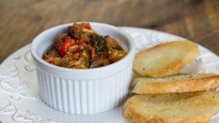 Caponata: A Delicious Appetizer You Can Make in Advance