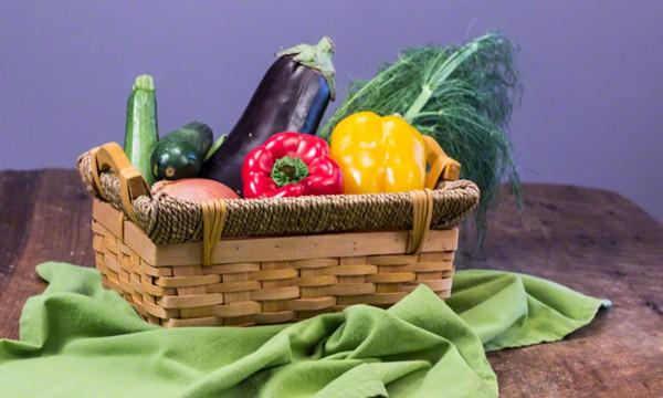 Eggplant & Friends for making Caponata