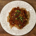 Pork Osso Buco: The kind of comfort food you're craving on a cold winter evening.