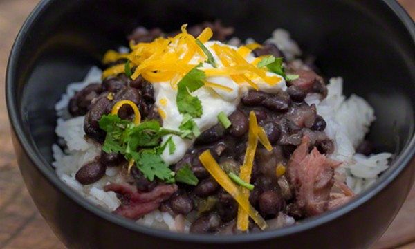 Feijoada Brazilian Black Beans and Rice Recipe. Feijoada is the National Dish of Brazil, so if you're looking for a frugal, budget friendly meal, look no further. With a great frugal money saving tip you've never thought of!