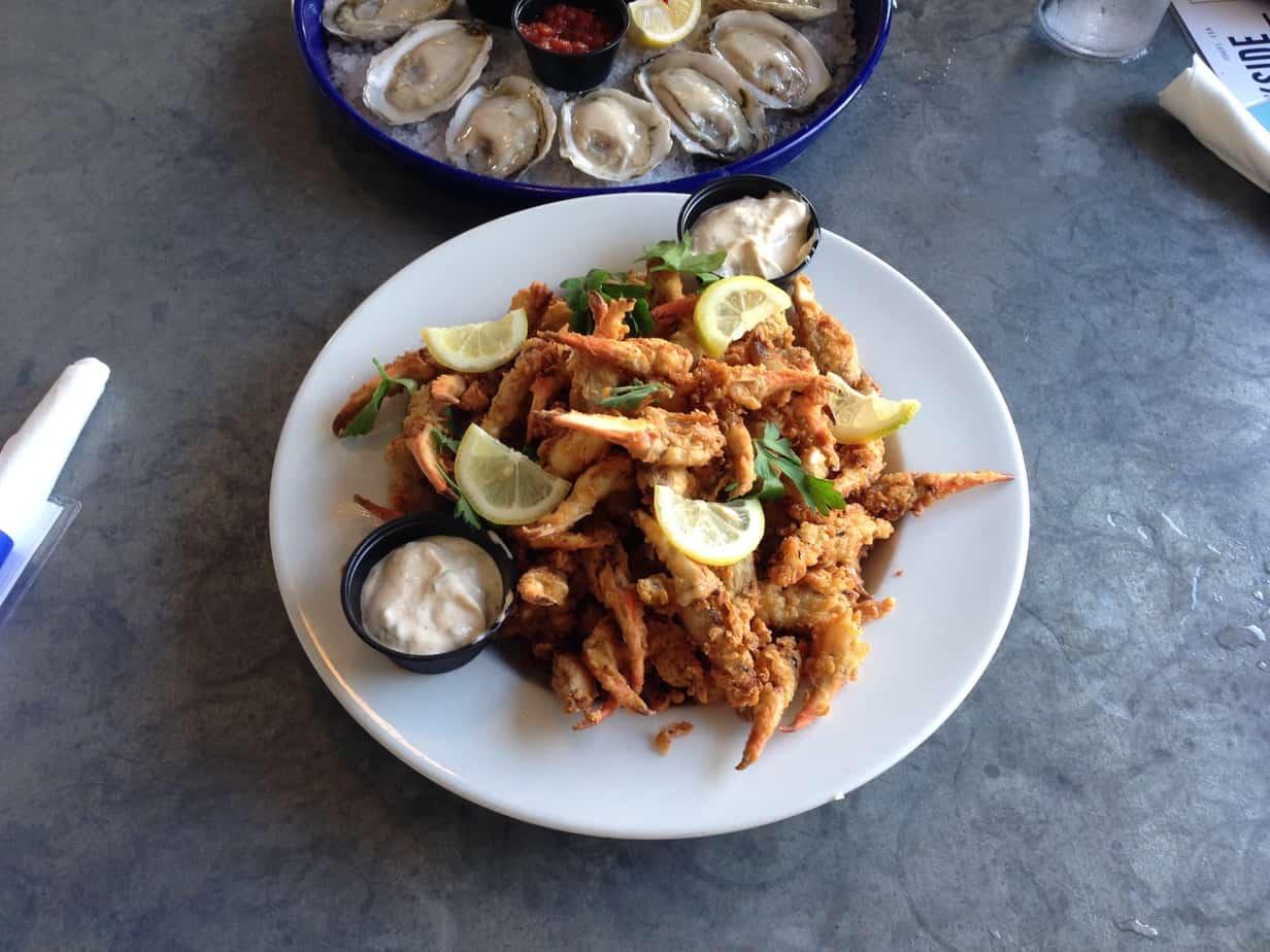 4 Great Restaurants in Gulf Shores/Orange Beach, Alabama.