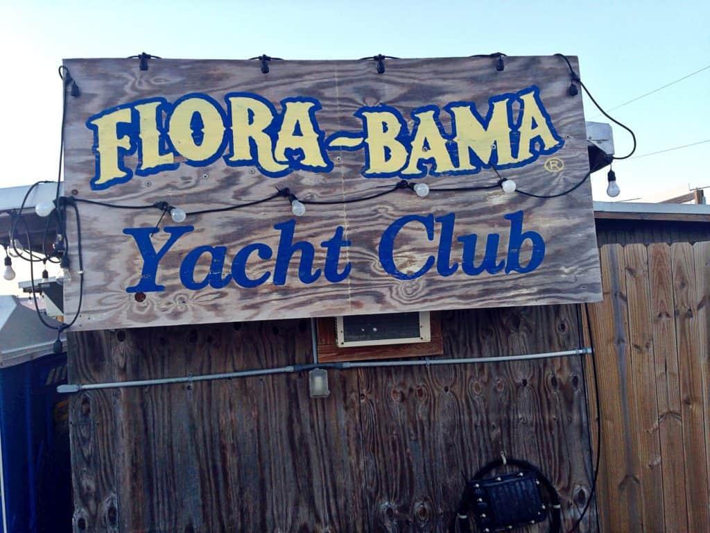 Flora Bama sign