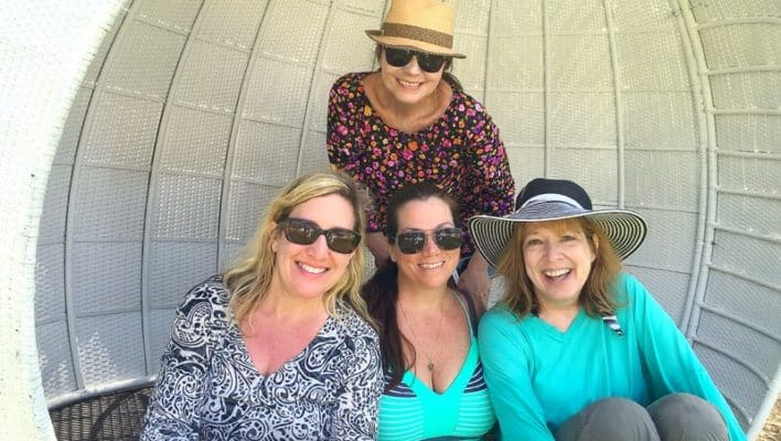 Top 4 Things You Need for a Girlfriends Getaway Road Trip; The Girlfriends Made By A Girlfriends Getaway Trip