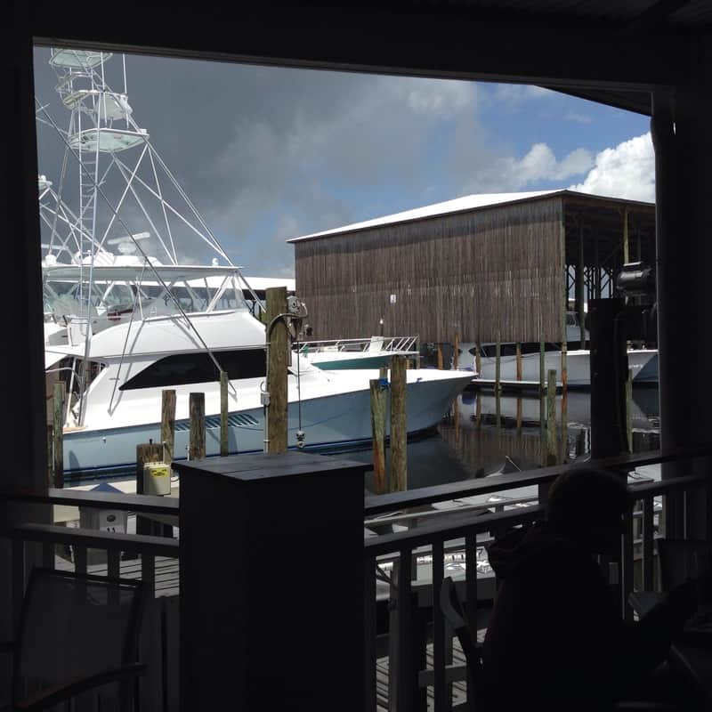 4 Great Restaurants in Gulf Shores/Orange Beach, Alabama.
