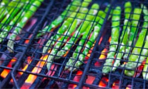 Grilled (Or Roasted) Asparagus