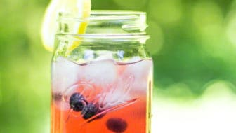 Fresh Blueberry Lemonade Recipe