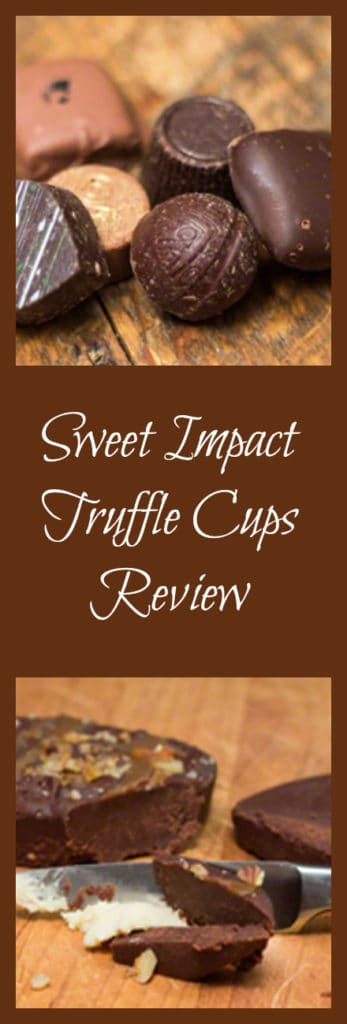 Sweet Impact Truffle Cups Review and Giveaway