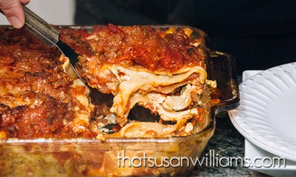 World's Best (and Easiest) Lasagna Recipe