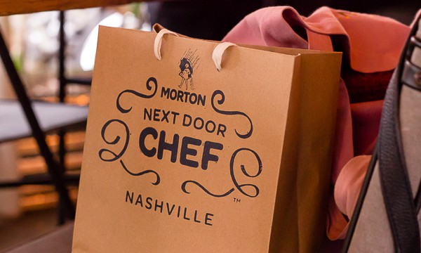 Morton Salt Next Door Chef