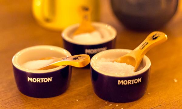 Morton Salt Next Door Chef