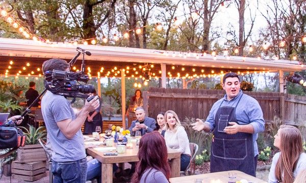Morton Salt Next Door Chef Event Nashville