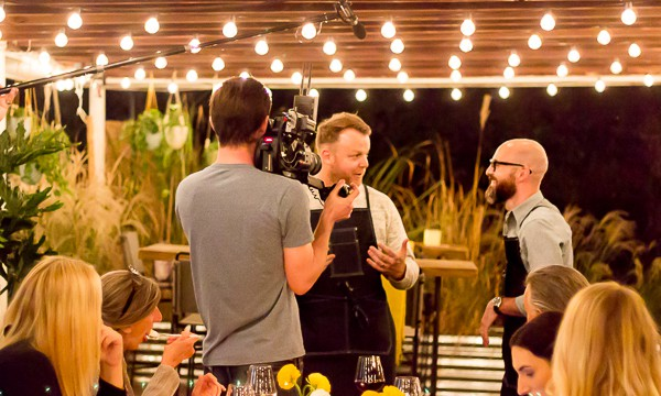Chefs on Camera: Morton Salt Next Door Chef Nashville