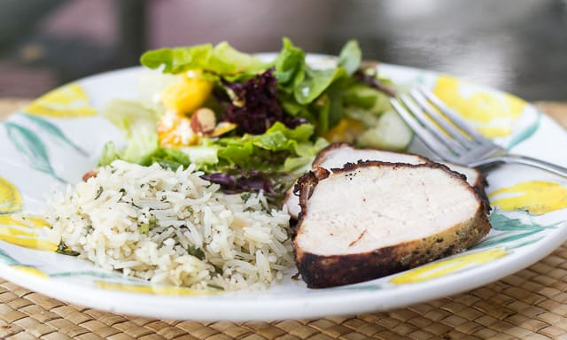 Smithfield Roasted Garlic & Herb Marinated Pork Loin Filet