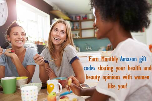 #ad Earn Amazon Rewards in the Heathy & Beauty Lab exclusive community & impact the future of feminine products #ad: