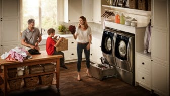 LG Twin Wash System at Best Buy