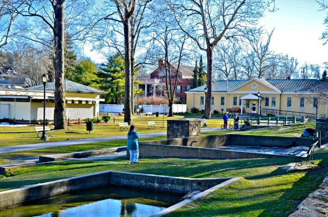 Four Great Reasons Why You Should Visit Berkeley Springs West Virginia Including the International Water Tasting