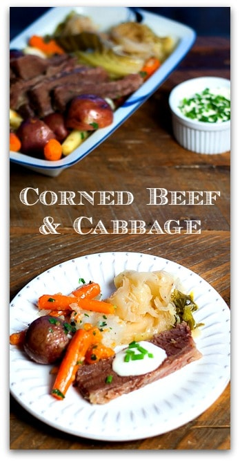 How To Brine Corned Beef , and then use it to make the best Corned Beef and Cabbage you'll ever have.