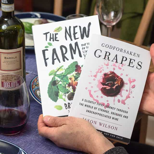 Two Fun Ways to Learn About Wine #godfosakengrapes #wine #winetasting #winedinner