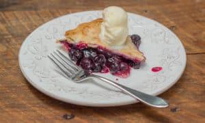 How to Make Homemade Blueberry Pie Recipe