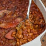 Smoky Chipotle Barbecue & Bacon Baked Beans