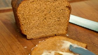 How to Make Homemade Whole Wheat Bread: the Recipe