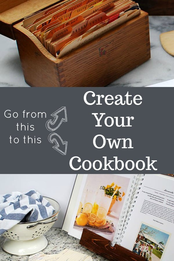 Create A Cookbook, your OWN cookbook, with CreateMyCookbook #createacookbook #cookbook #CreateMyCookbook