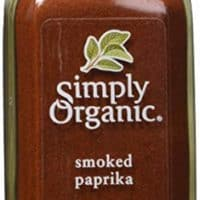 Simply Organic Smoked Paprika, 2.72 Ounce