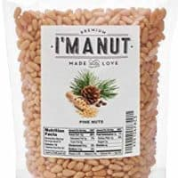 Raw Pine Nuts 1 LB (Whole and Natural)