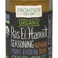 Frontier Organic Seasoning, Ras El Hanout, 1.8 Ounce