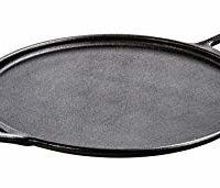 Pro-Logic Cast Iron Pizza Pan, 14-inch