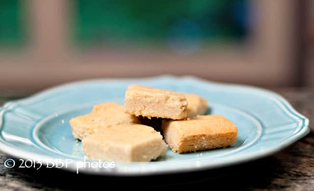 Buttery, Easy, Scottish Shortbread