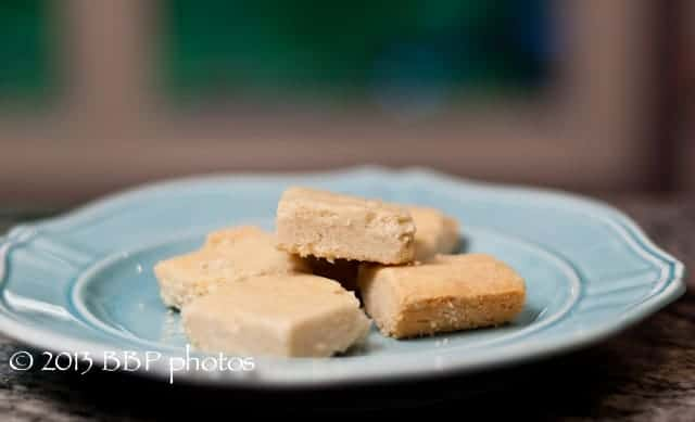 Buttery, Easy, Scottish Shortbread Cookies